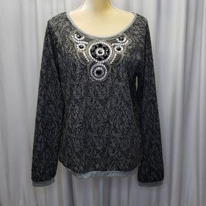 Daytrip pullover top size XL